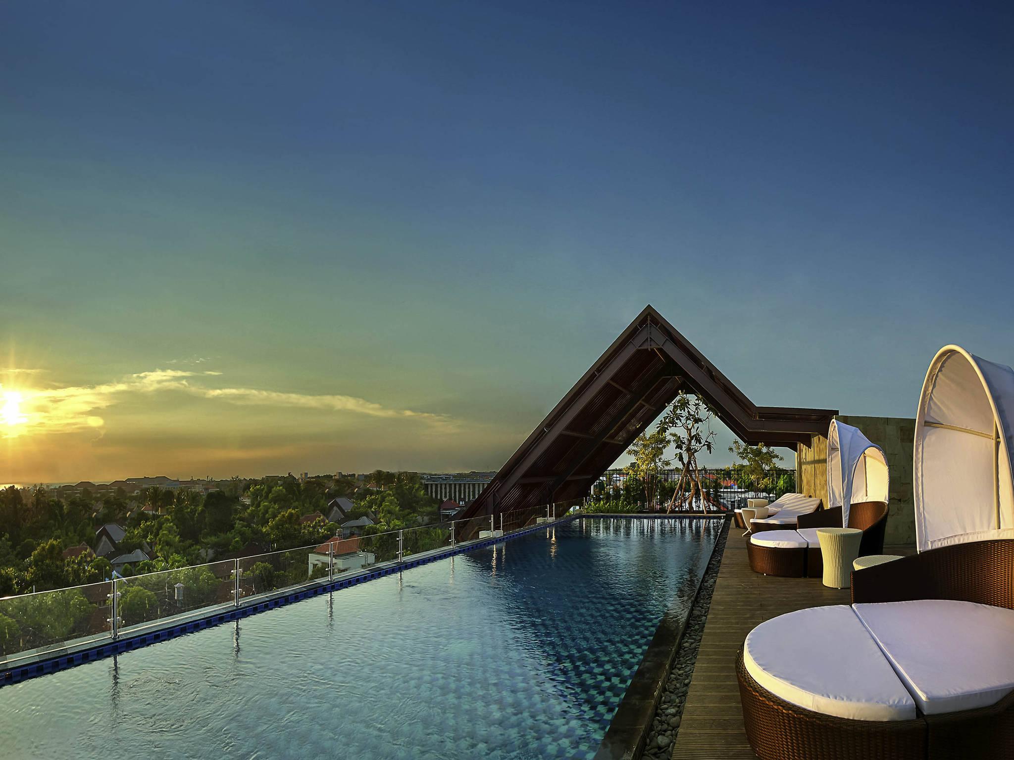 酒店 – 宜必思巴厘岛勒吉安街酒店