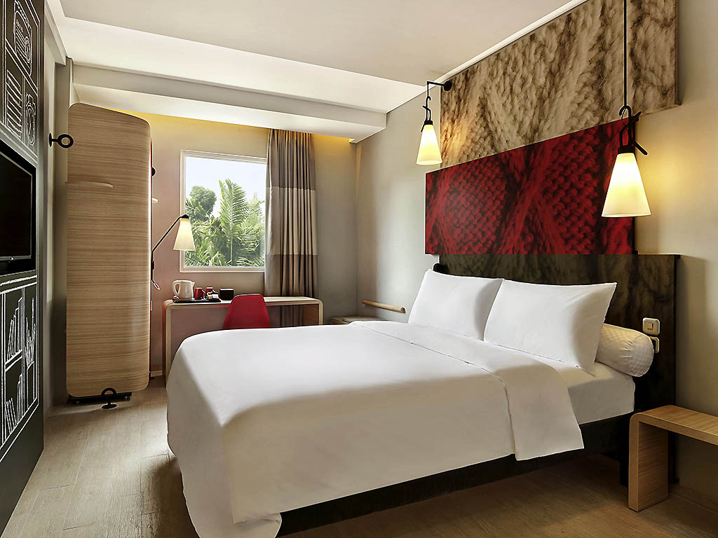 h tel kuta ibis bali legian street. Black Bedroom Furniture Sets. Home Design Ideas