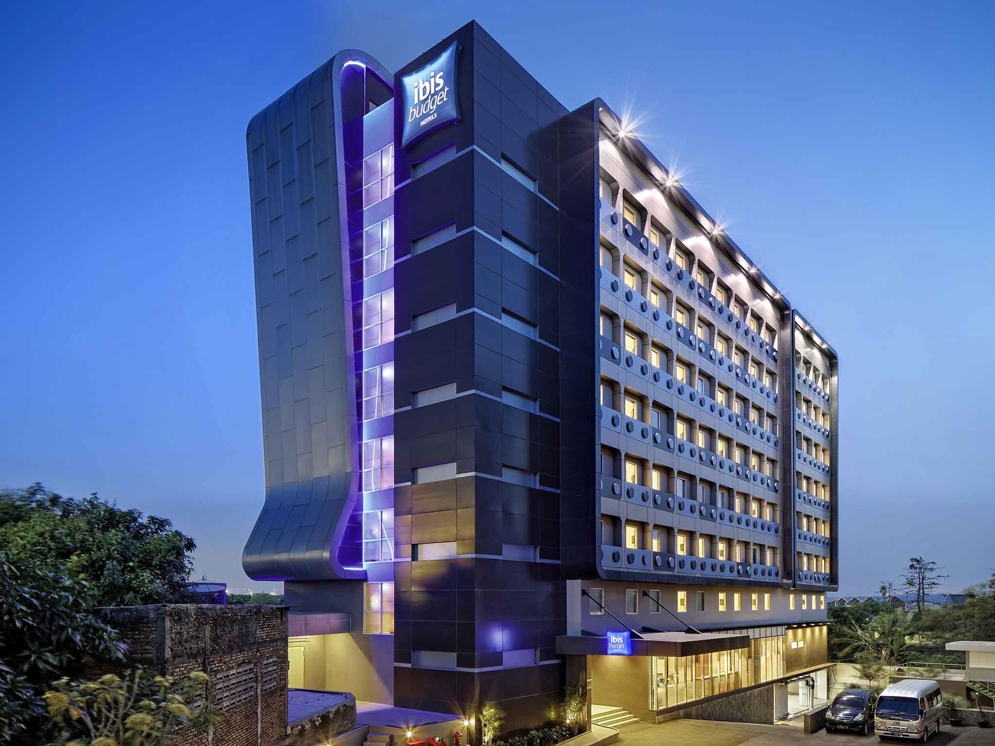 Отель — ibis budget Джакарта Аэропорт