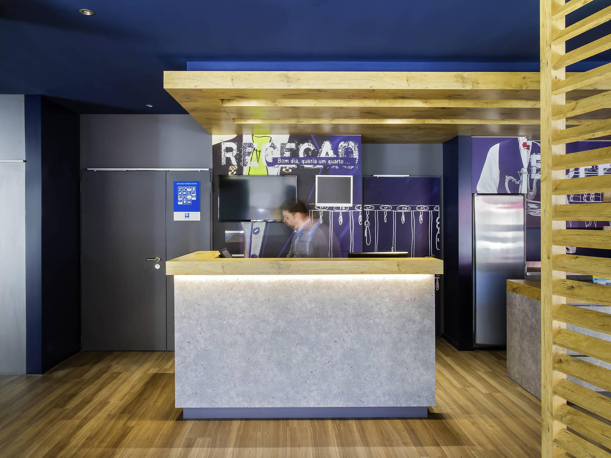Hotel – ibis budget Braga Centro