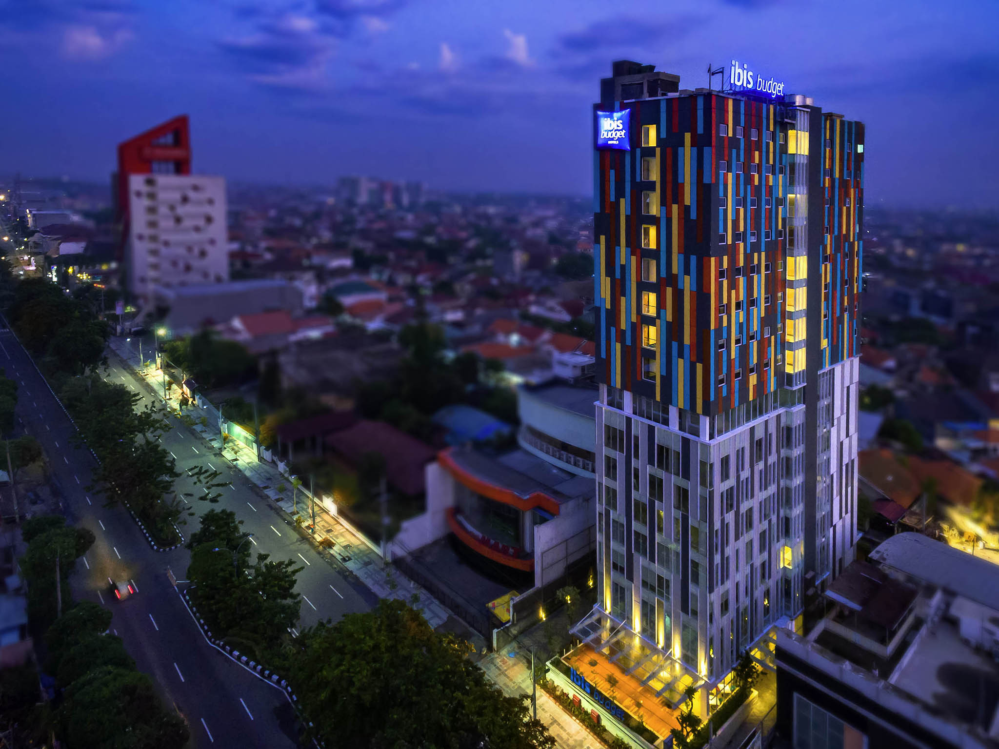 Hôtel - ibis budget Surabaya HR Muhammad