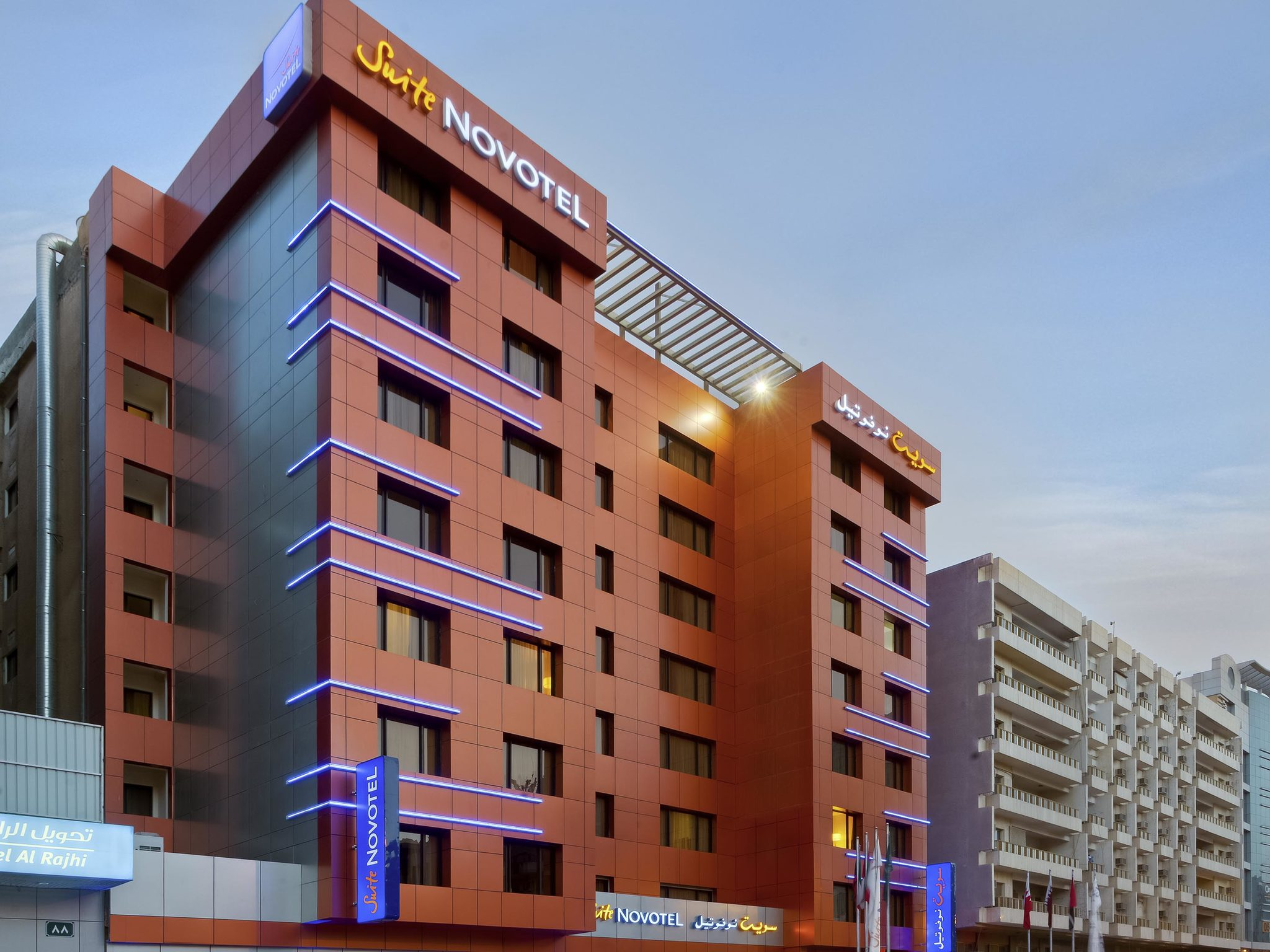 Hotell – Novotel Suites Riyadh Olaya