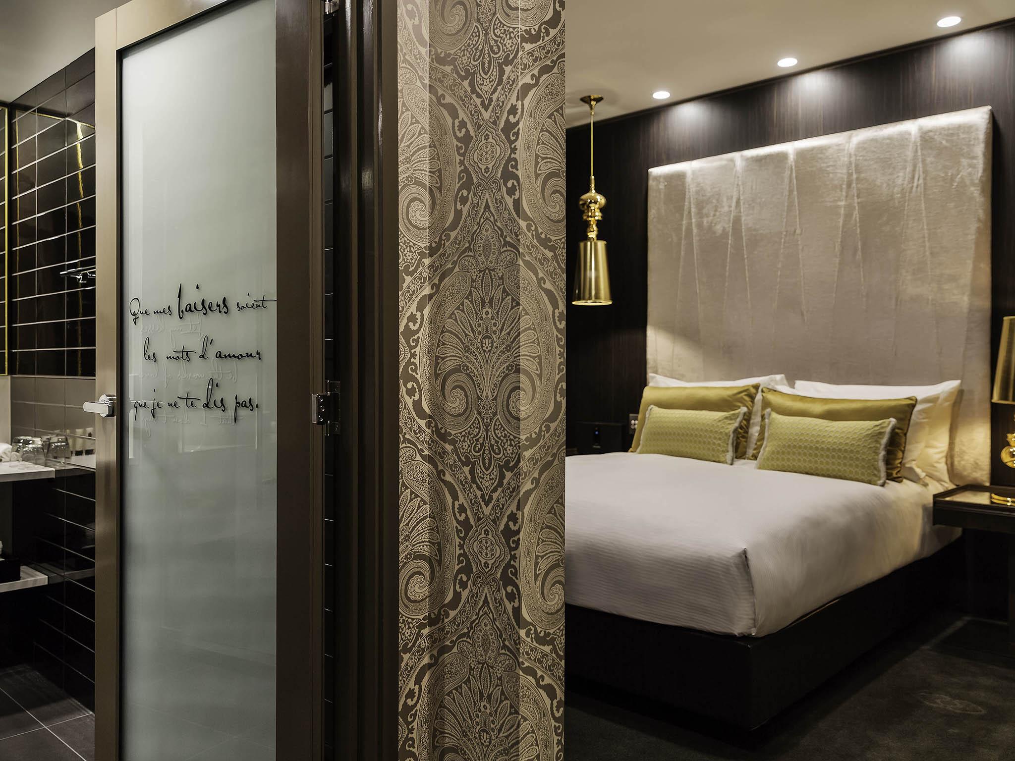 wellington hotel deluxe double. Hotel - Sofitel Wellington; Wellington Deluxe Double