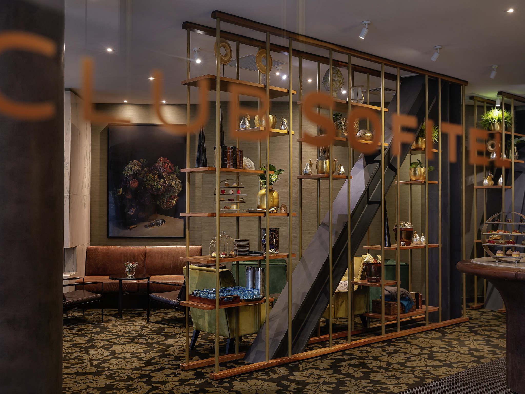 sofitel wellington - luxury hotel accommodation in wellington's cbd