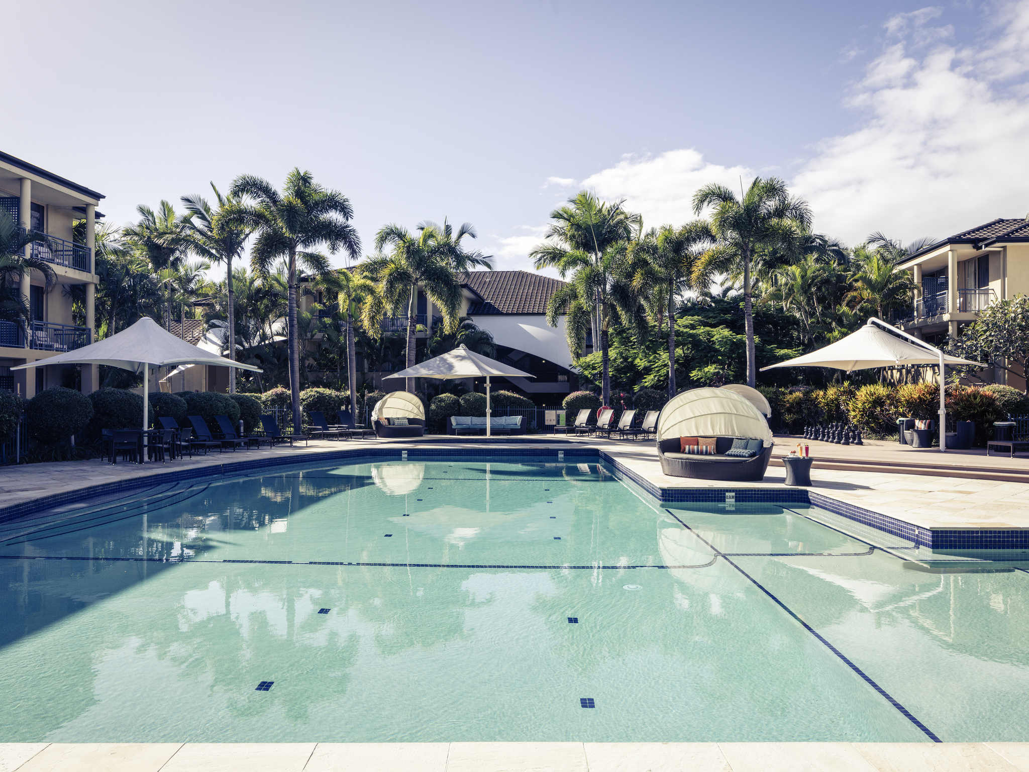 Hotel – Mercure Gold Coast Resort