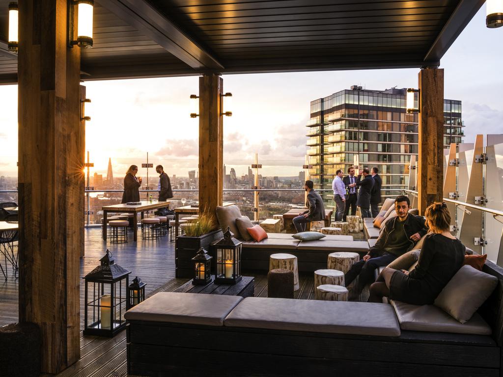 Bokan 37 London Restaurants By Accorhotels