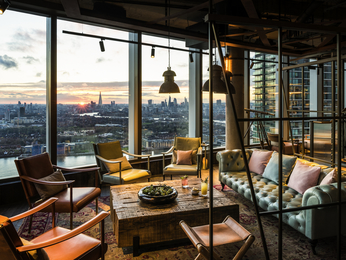 Novotel London Canary Wharf (Opening October 2016)