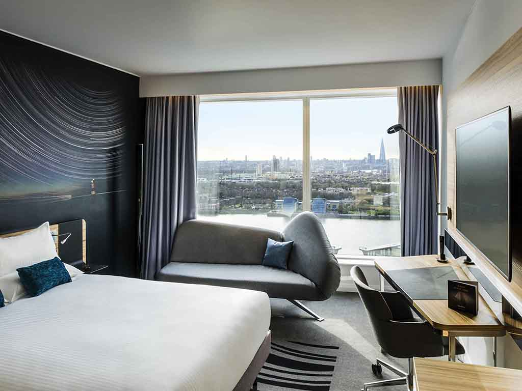 Hotel Novotel London Canary Wharf