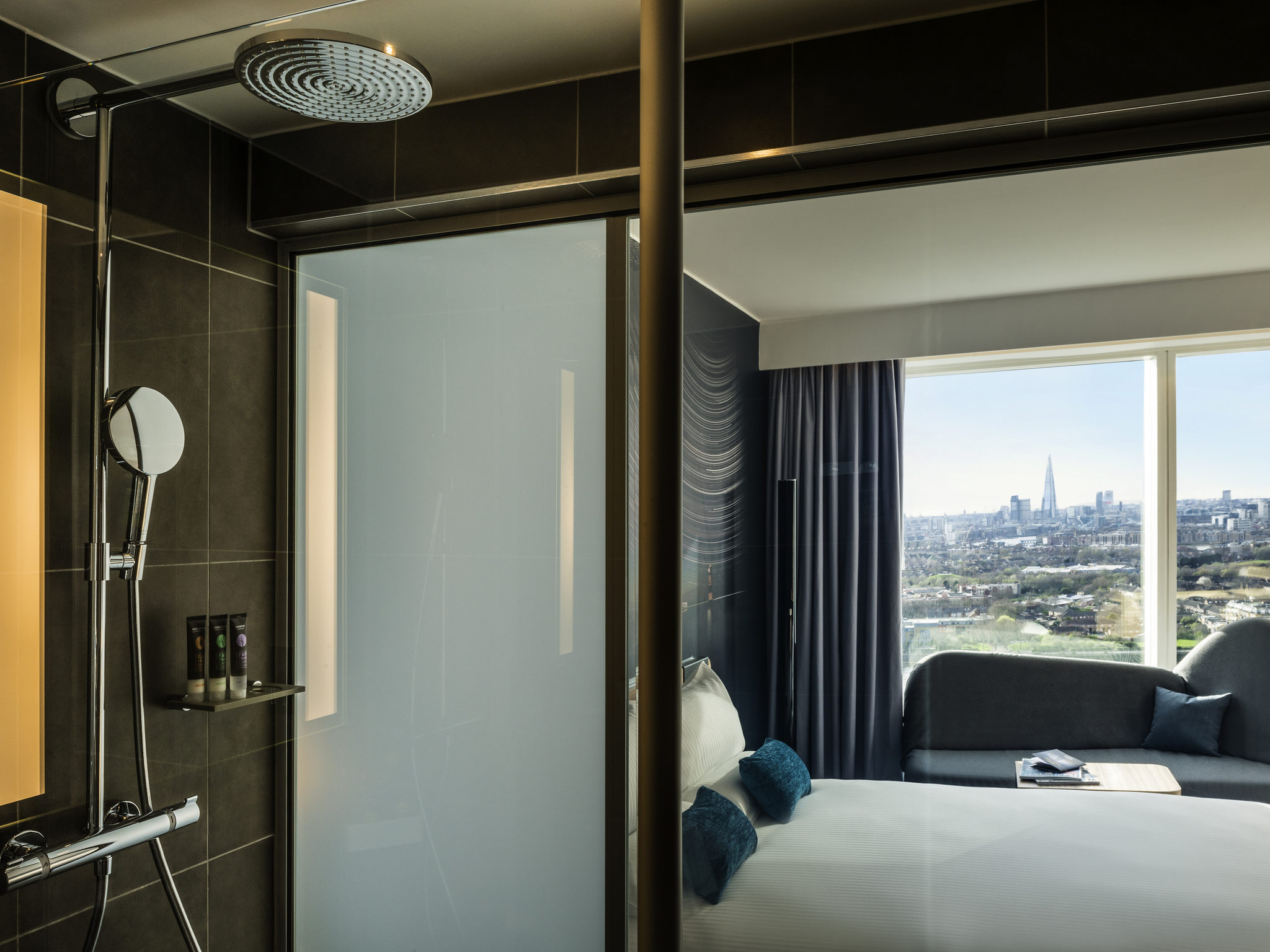 Hotel in LONDON - Novotel London Canary Wharf