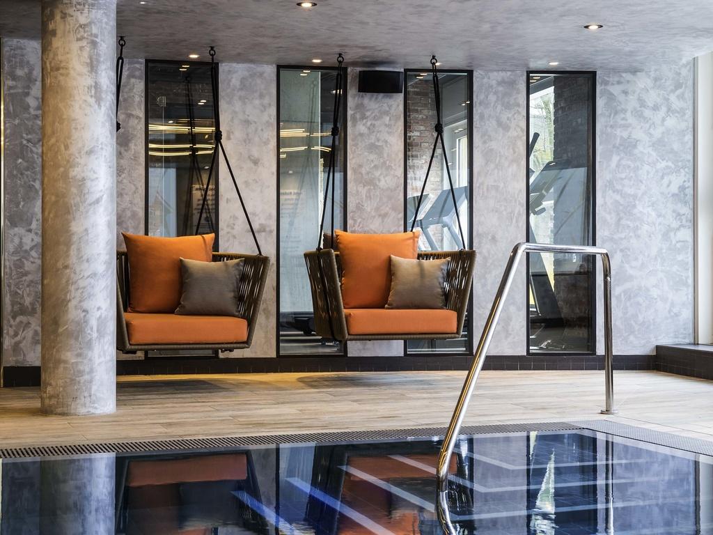 Hotel London Novotel London Canary Wharf