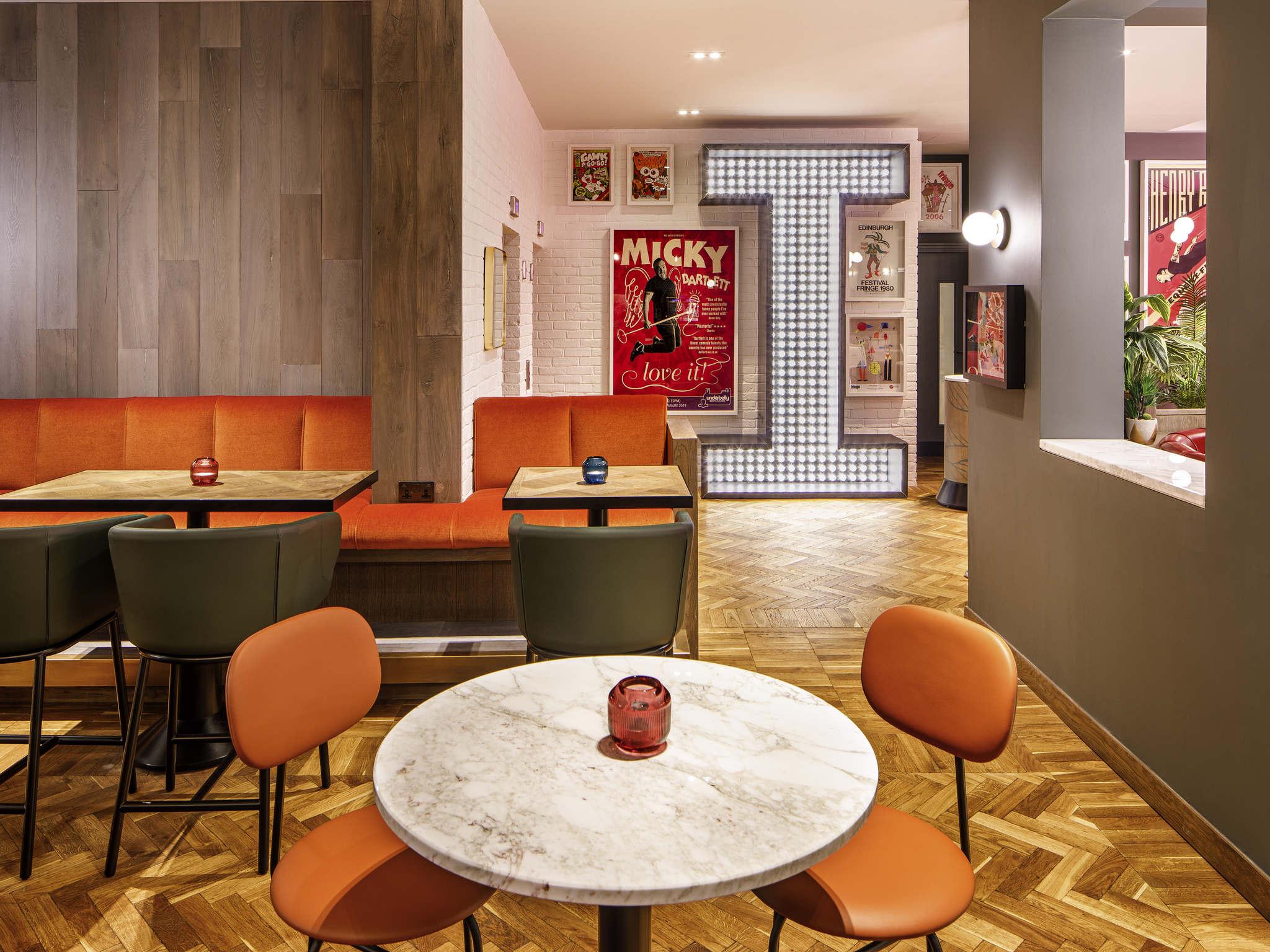 Ibis Styles St Andrew Square | Stylish Hotel in Edinburgh