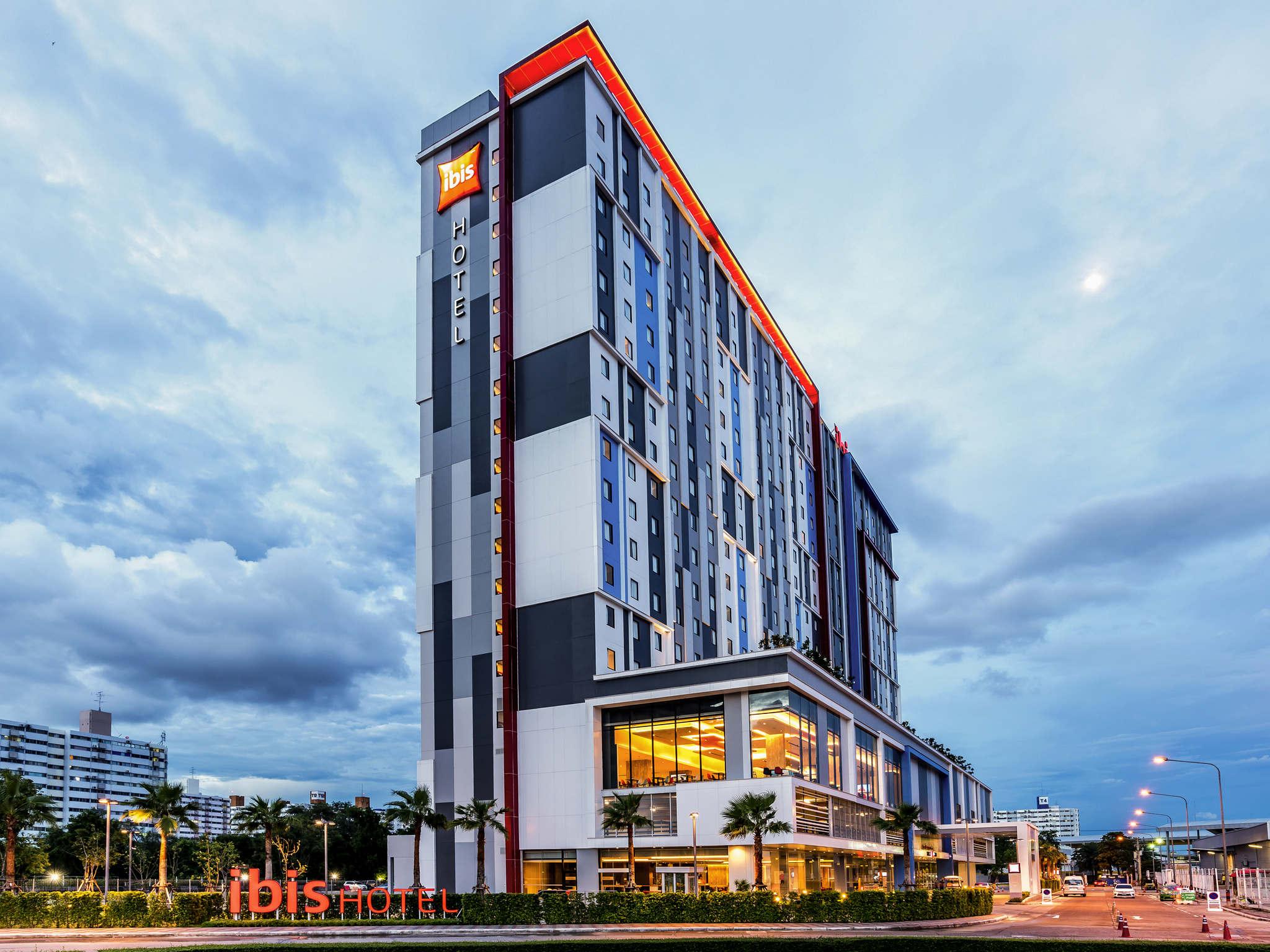 酒店 – 宜必思曼谷因帕特酒店