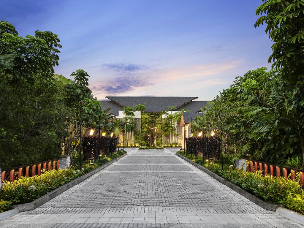铂尔曼蕉威无垢山度假、水疗和会展酒店