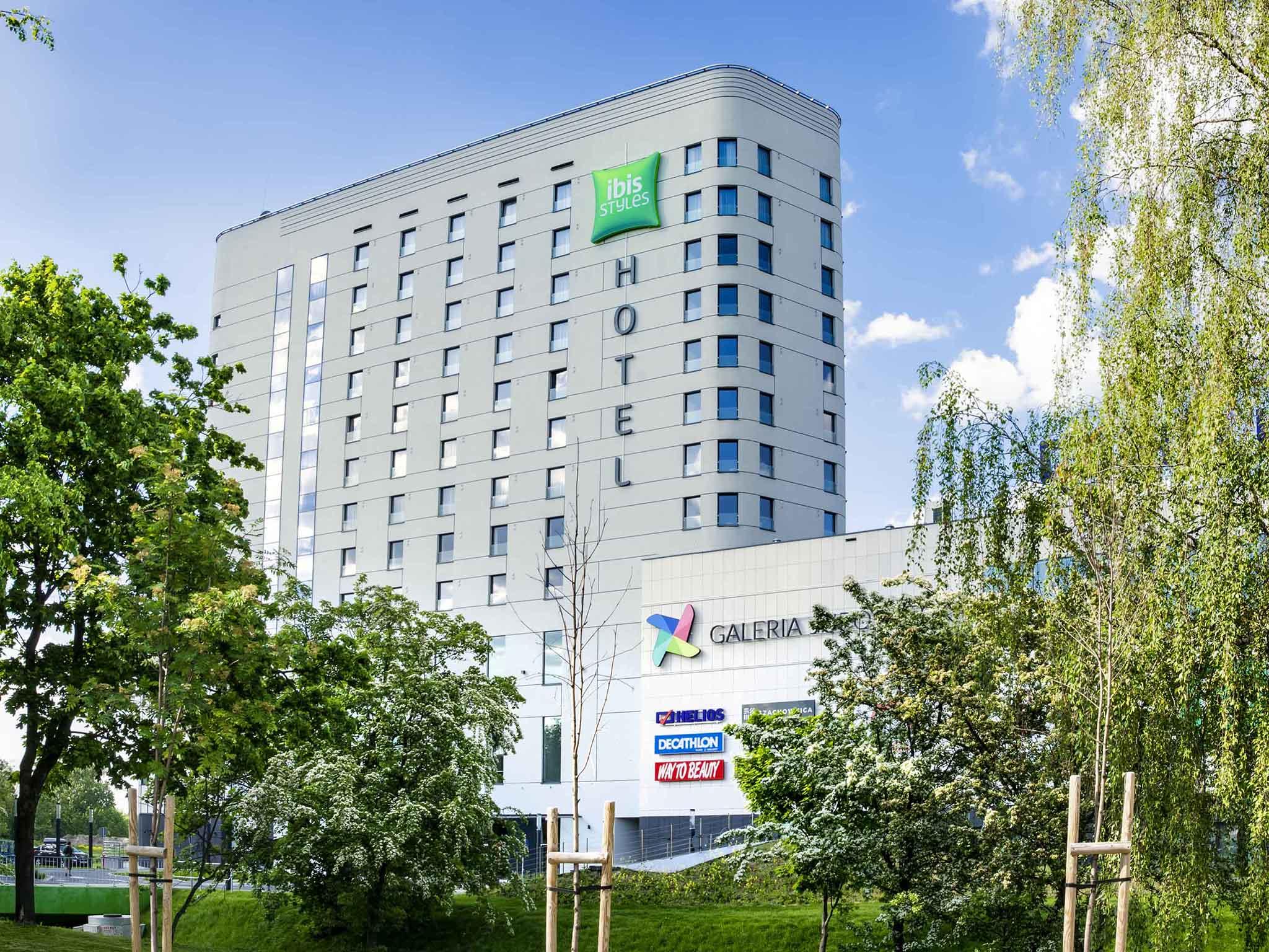 酒店 – ibis Styles Bialystok