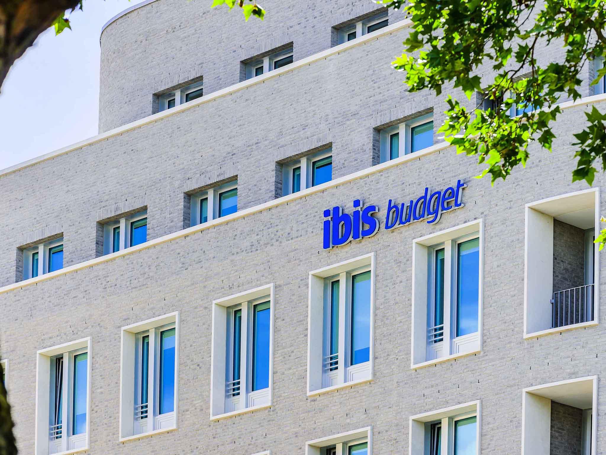 Otel – ibis budget Frankfurt City Ost