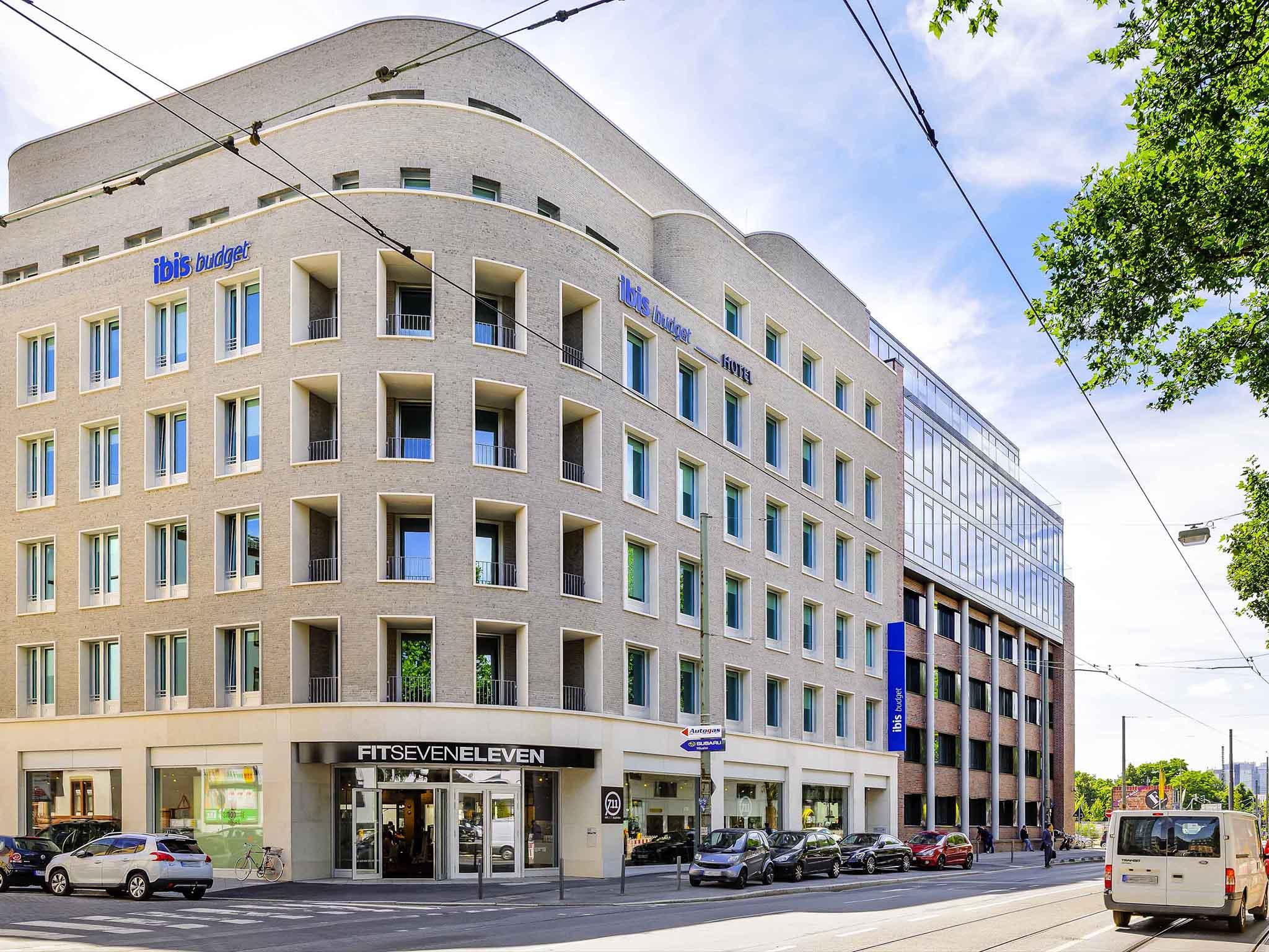 Hotel Ibis Budget Frankfurt
