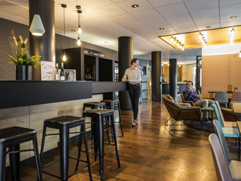 Bar - Mercure Hotel Berlin Zentrum