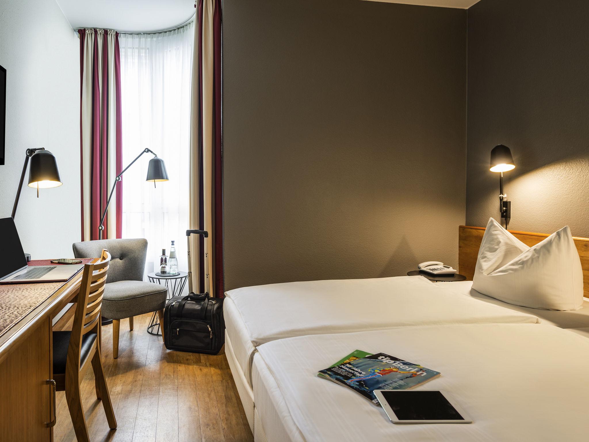 Hotel in Berlin-Mercure Hotel Berlin Zentrum