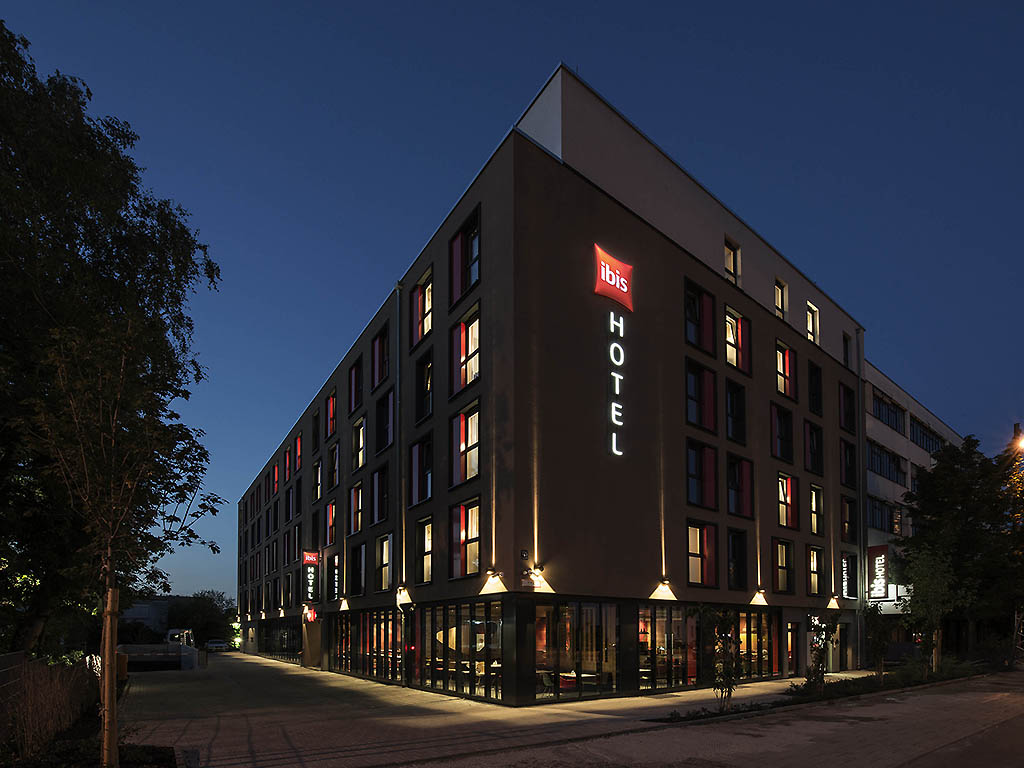 Tani Hotel Muenchen Ibis Muenchen City Ost