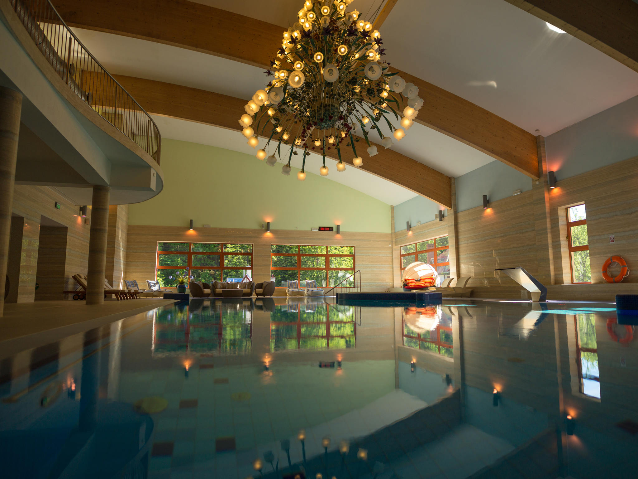 โรงแรม – Hotel Mercure Krynica Zdroj Resort & Spa