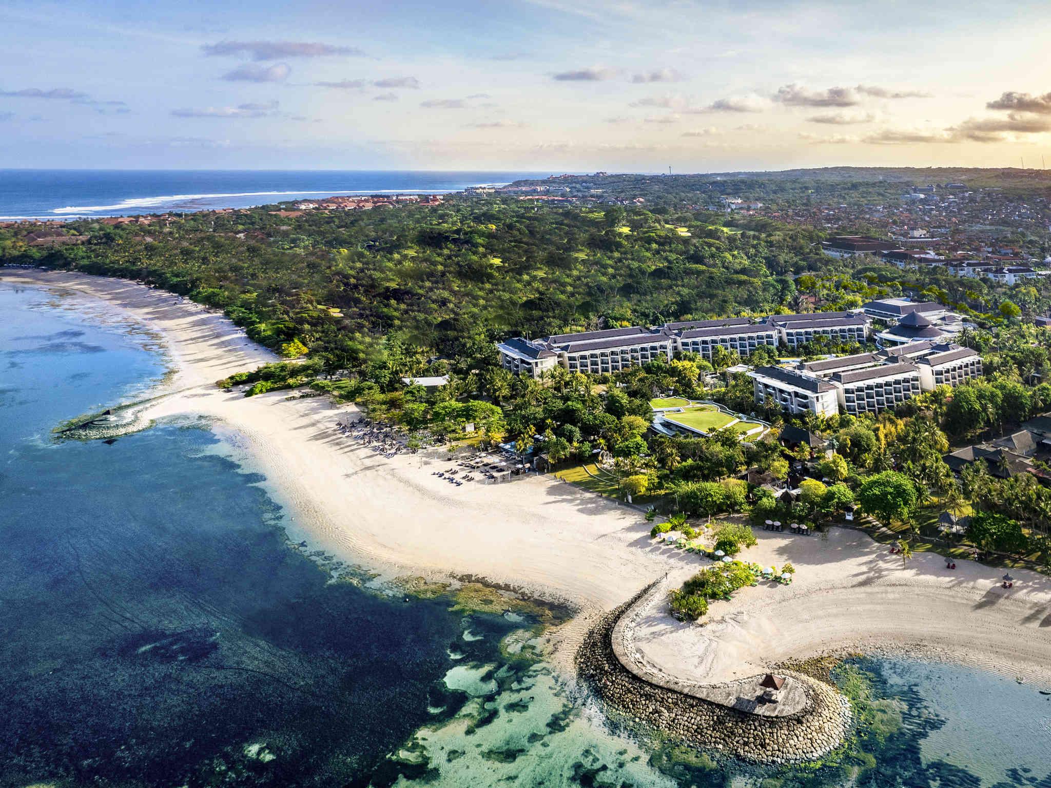 酒店 – 巴厘岛努沙杜亚索菲特海滩度假酒店