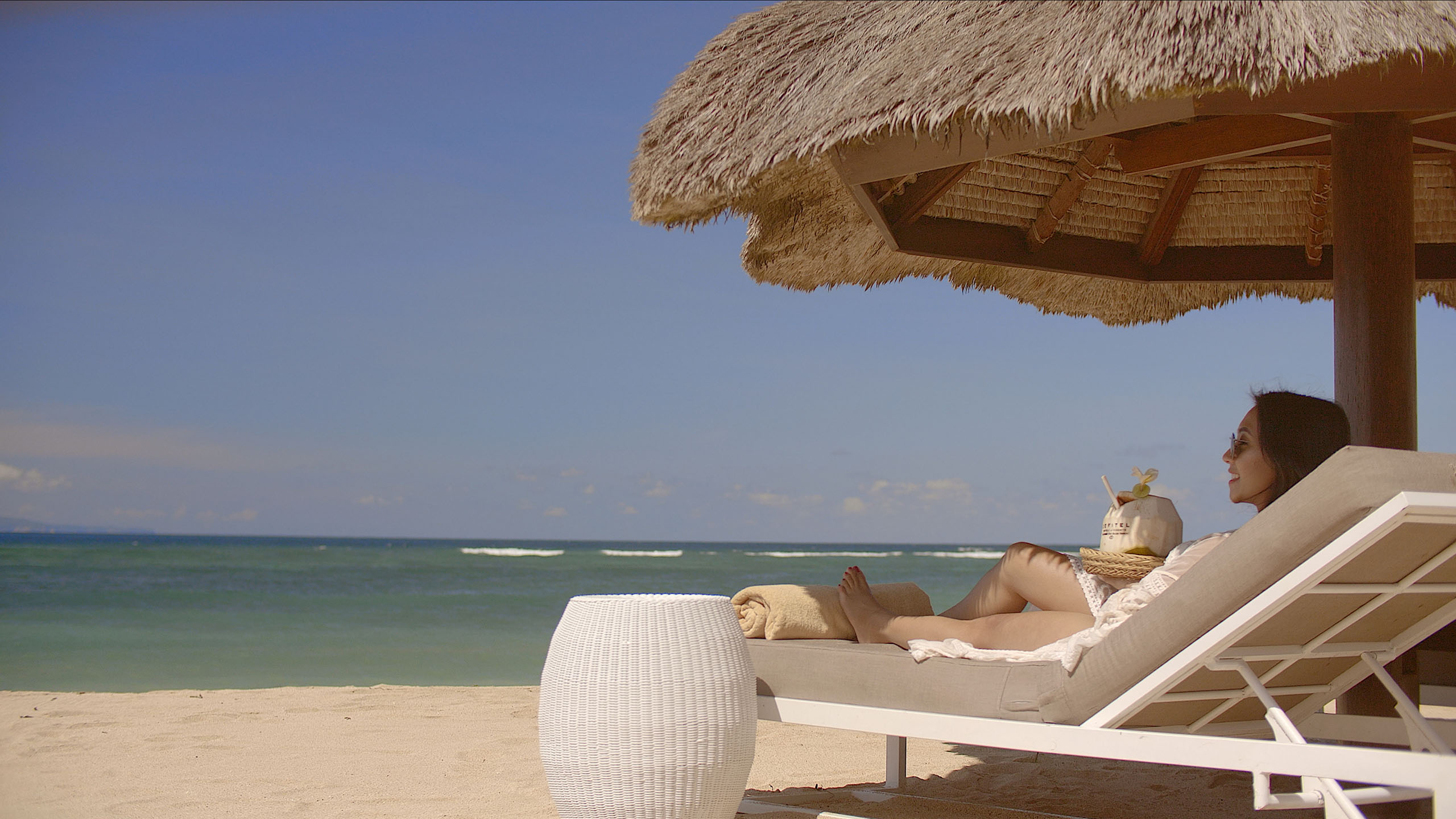 Luxury hotel NUSA DUA – Sofitel Bali Nusa Dua Beach Resort