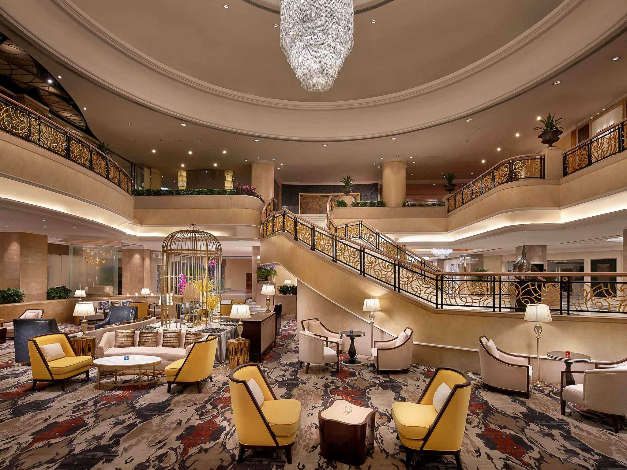 โรงแรม – Sofitel Shenyang Lido