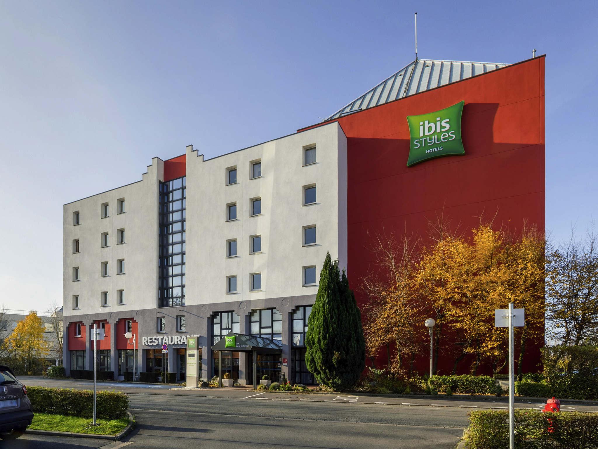 Hôtel - ibis Styles Lille Marcq-en-Baroeul