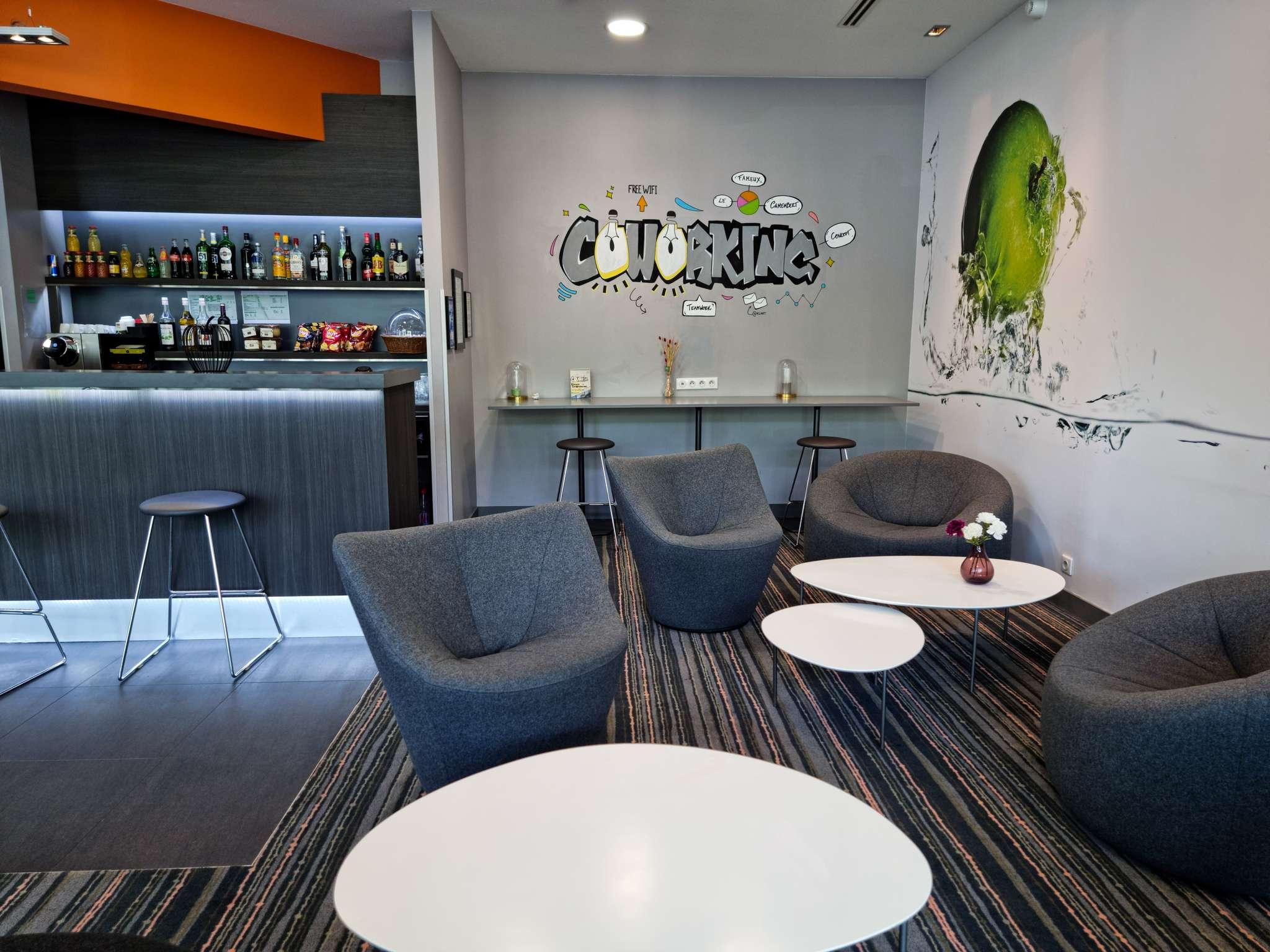 ... Hotel   Ibis Styles Caen Centre Gare ...