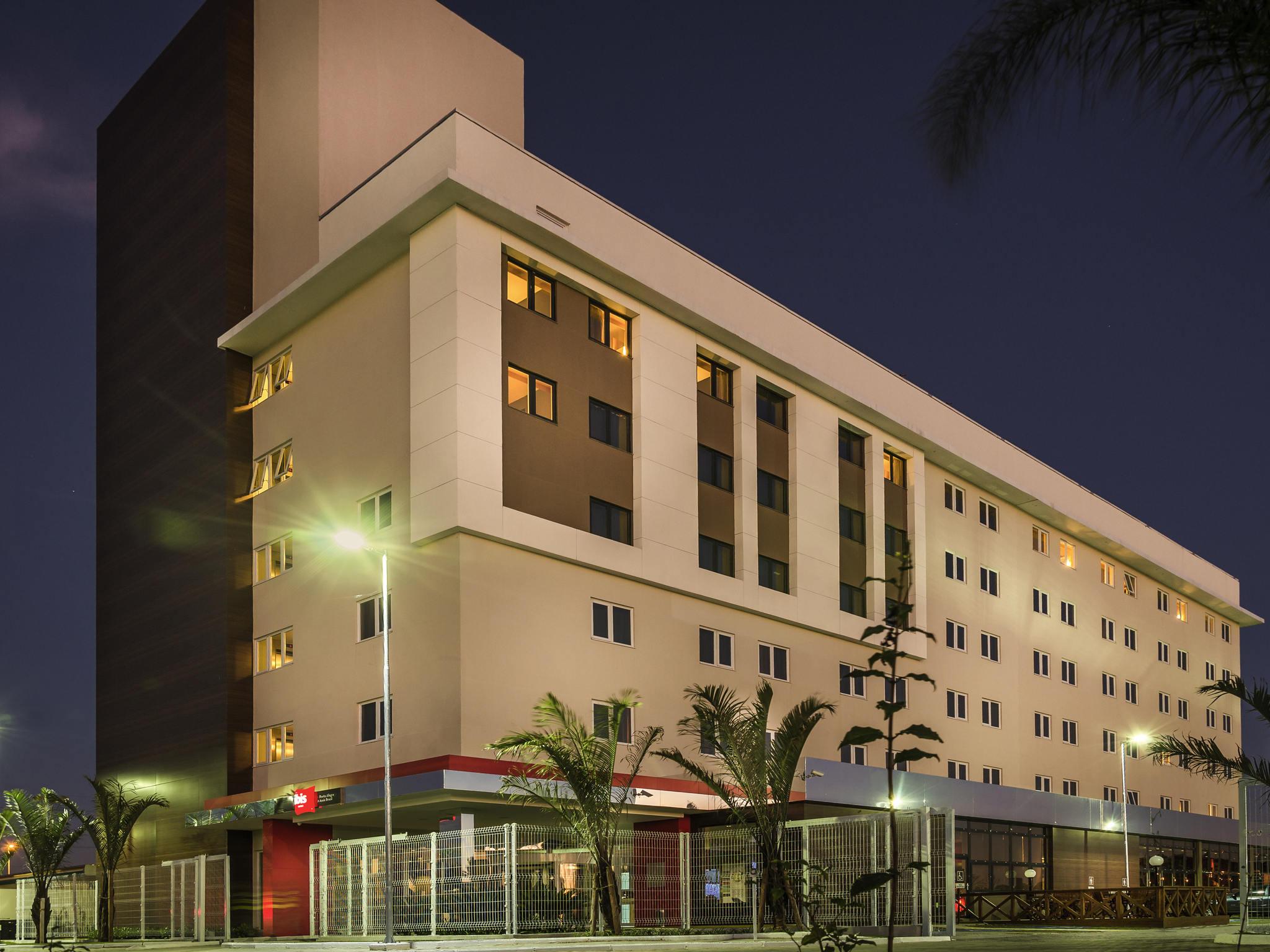 Отель — ibis Порту-Алегри Асис-Бразил