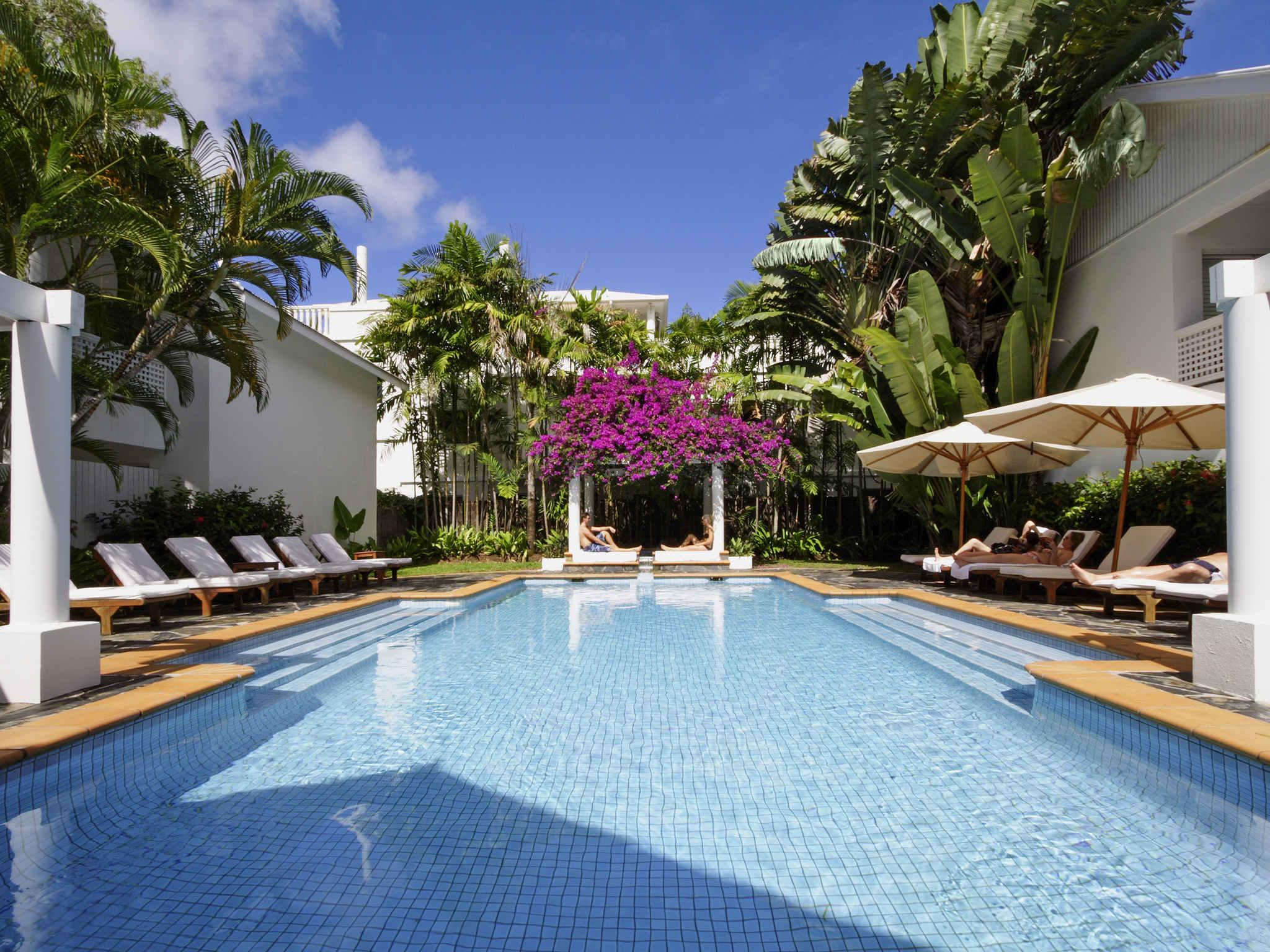 酒店 – 美憬阁索菲特棕榈湾礁楼酒店