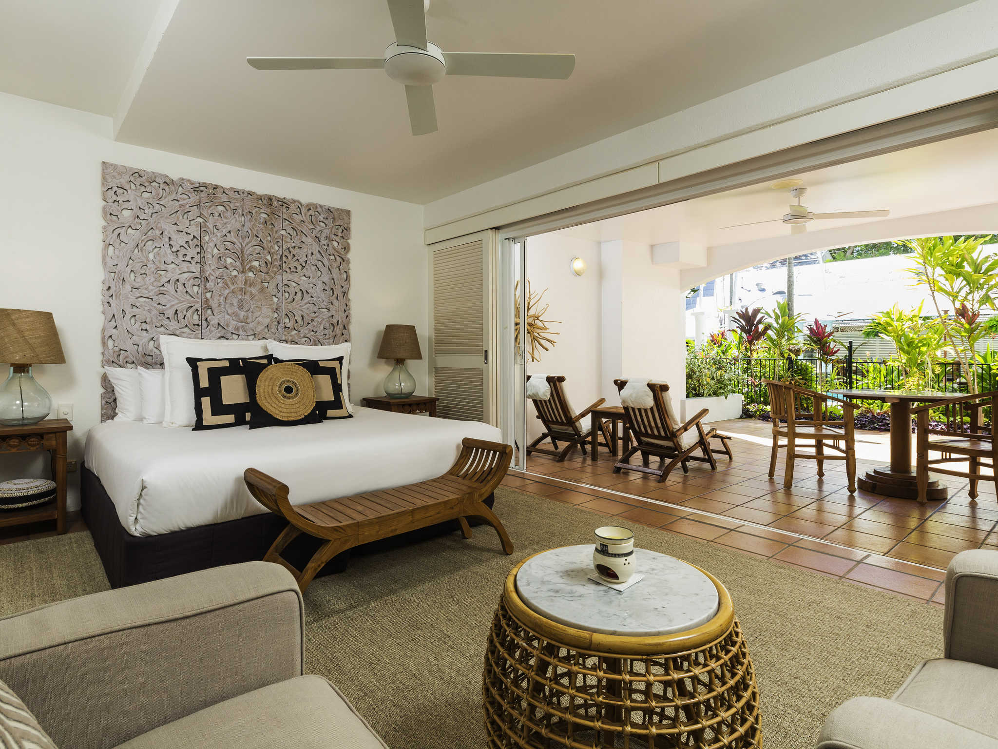 Rooms The Reef House Palm Cove Mgallery By Sofitel