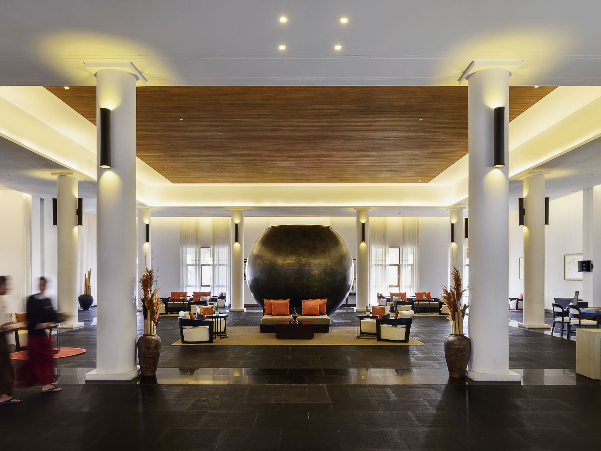 Hotel - The Lake Garden Nay Pyi Taw - MGallery by Sofitel