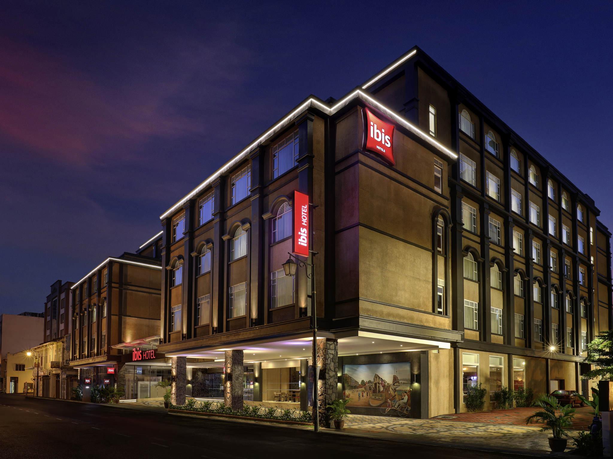 โรงแรม – ibis Melaka