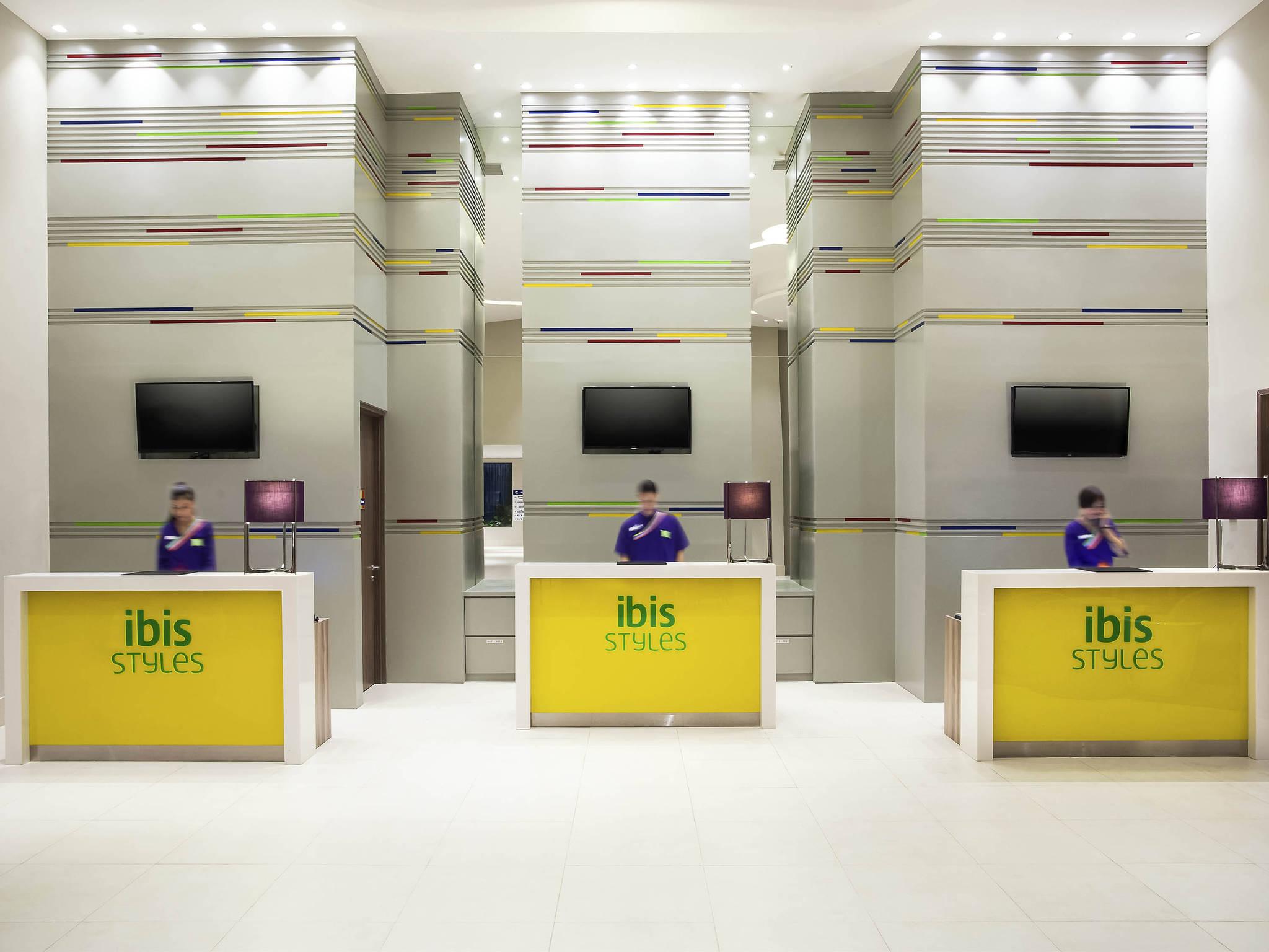 Hotel – ibis Styles Jakarta Mangga Dua Square