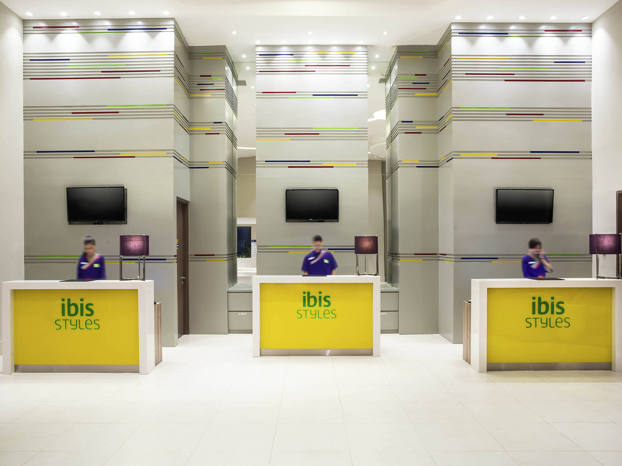 Отель — ibis Styles Джакарта Площадь Мангга Дуа