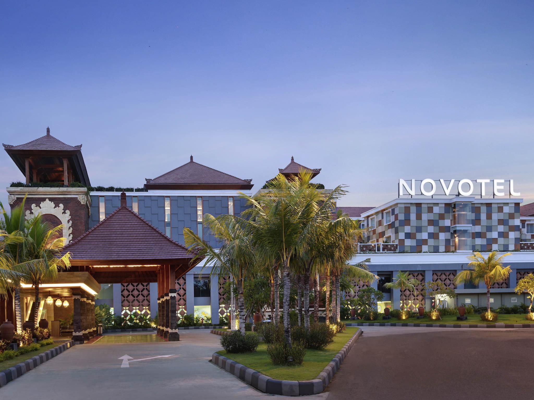 โรงแรม – โนโวเทล บาหลี งูระห์ไร แอร์พอร์ต