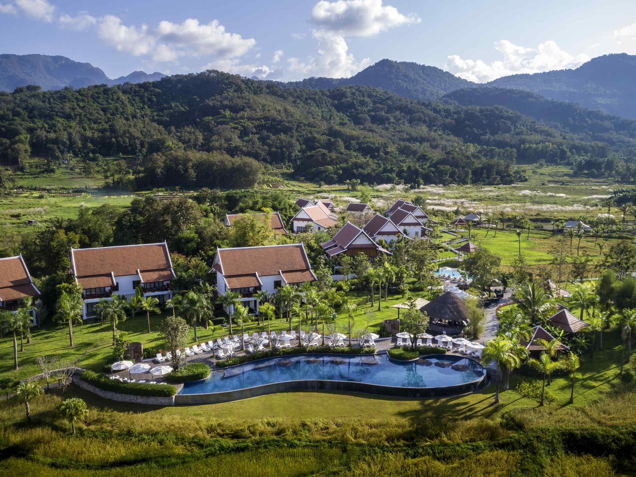 Hotel – Pullman Luang Prabang