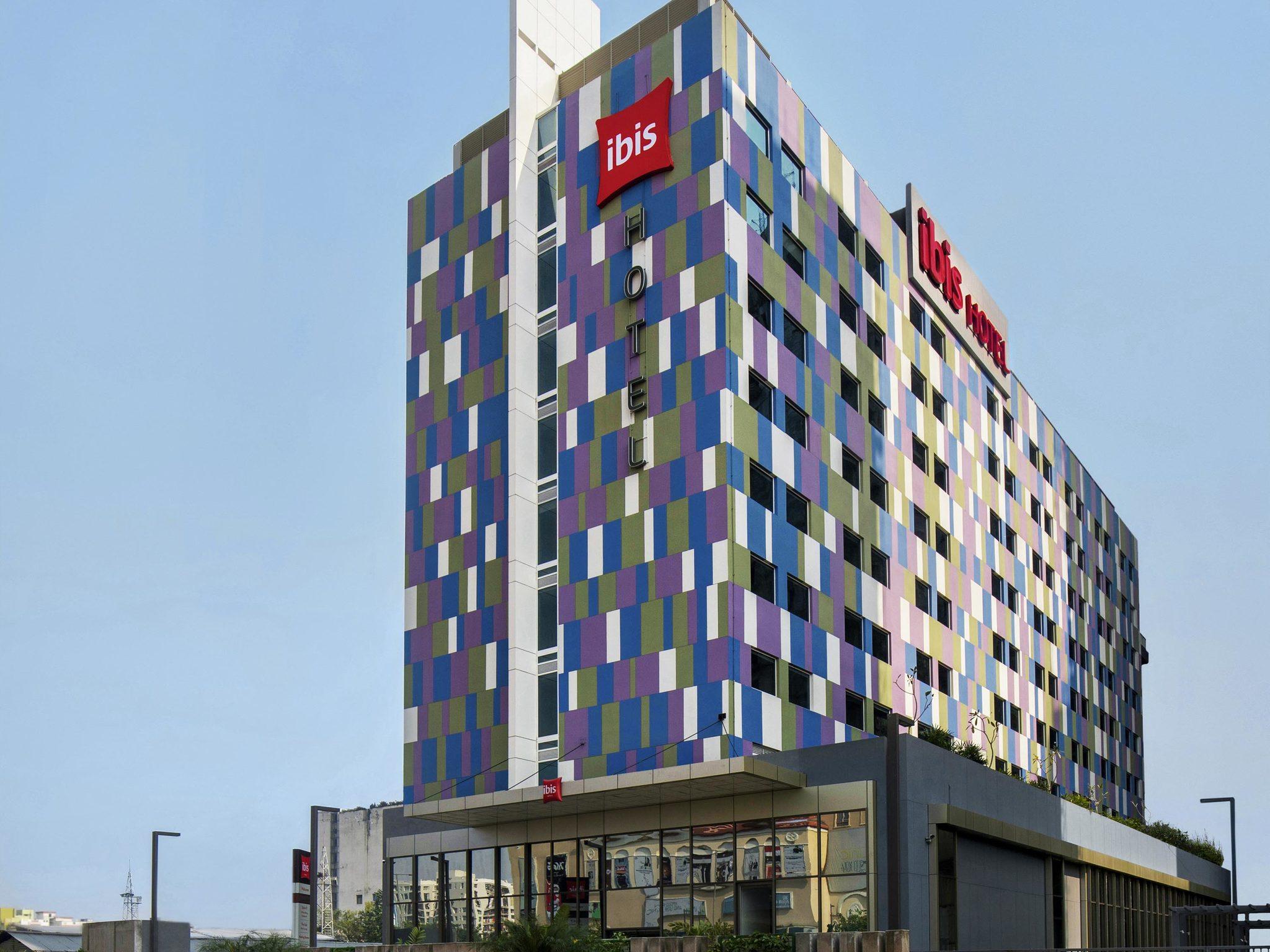 Hotel - ibis Kolkata Rajarhat (Eröffnung: November 2018)