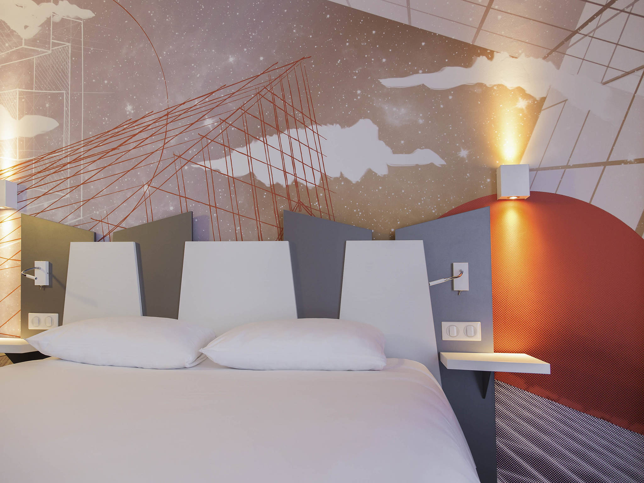 Hotell – ibis Styles Poitiers Centre