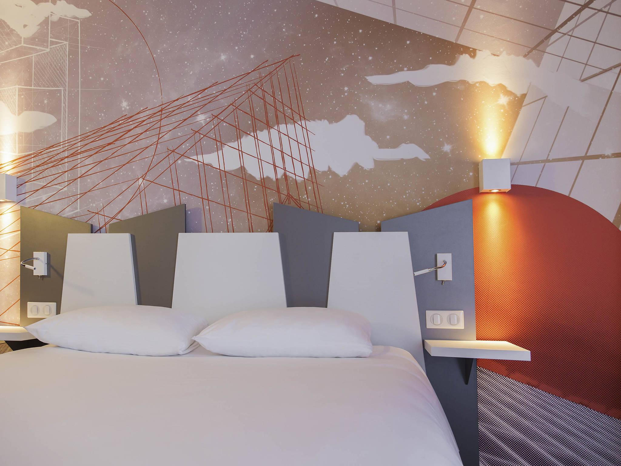 Отель — ibis Styles Poitiers Centre