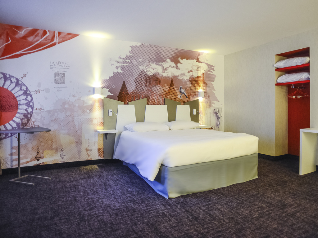 Ambiance Et Style Poitiers hôtel à poitiers - ibis styles poitiers centre - all