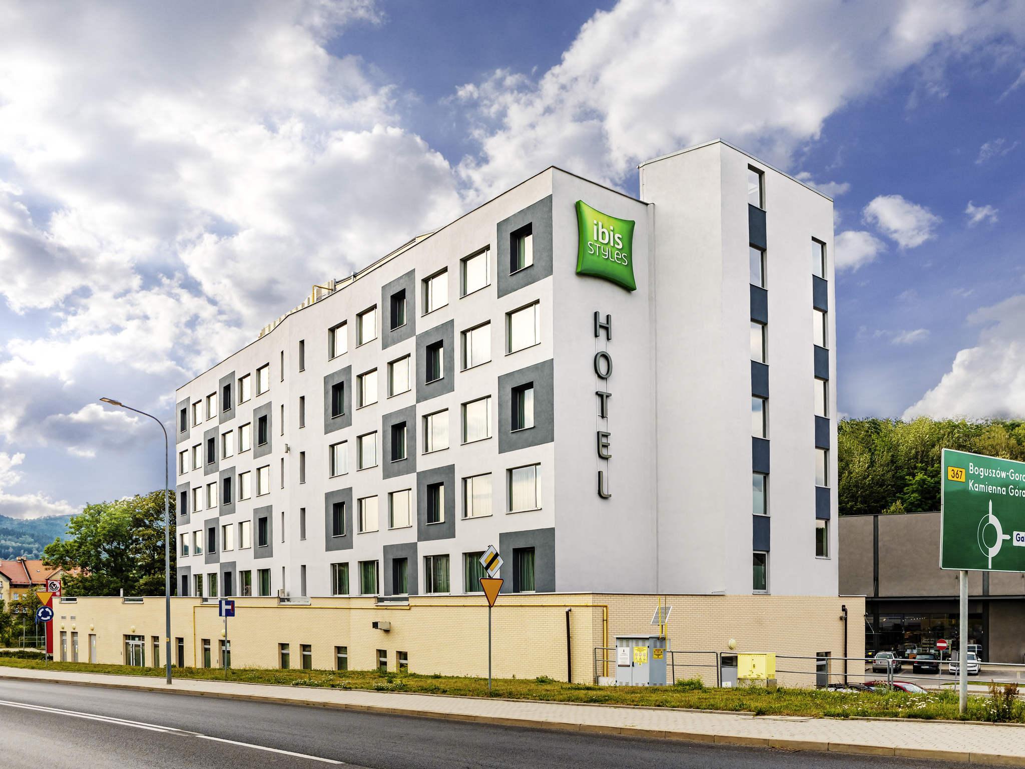 โรงแรม – ibis Styles Walbrzych