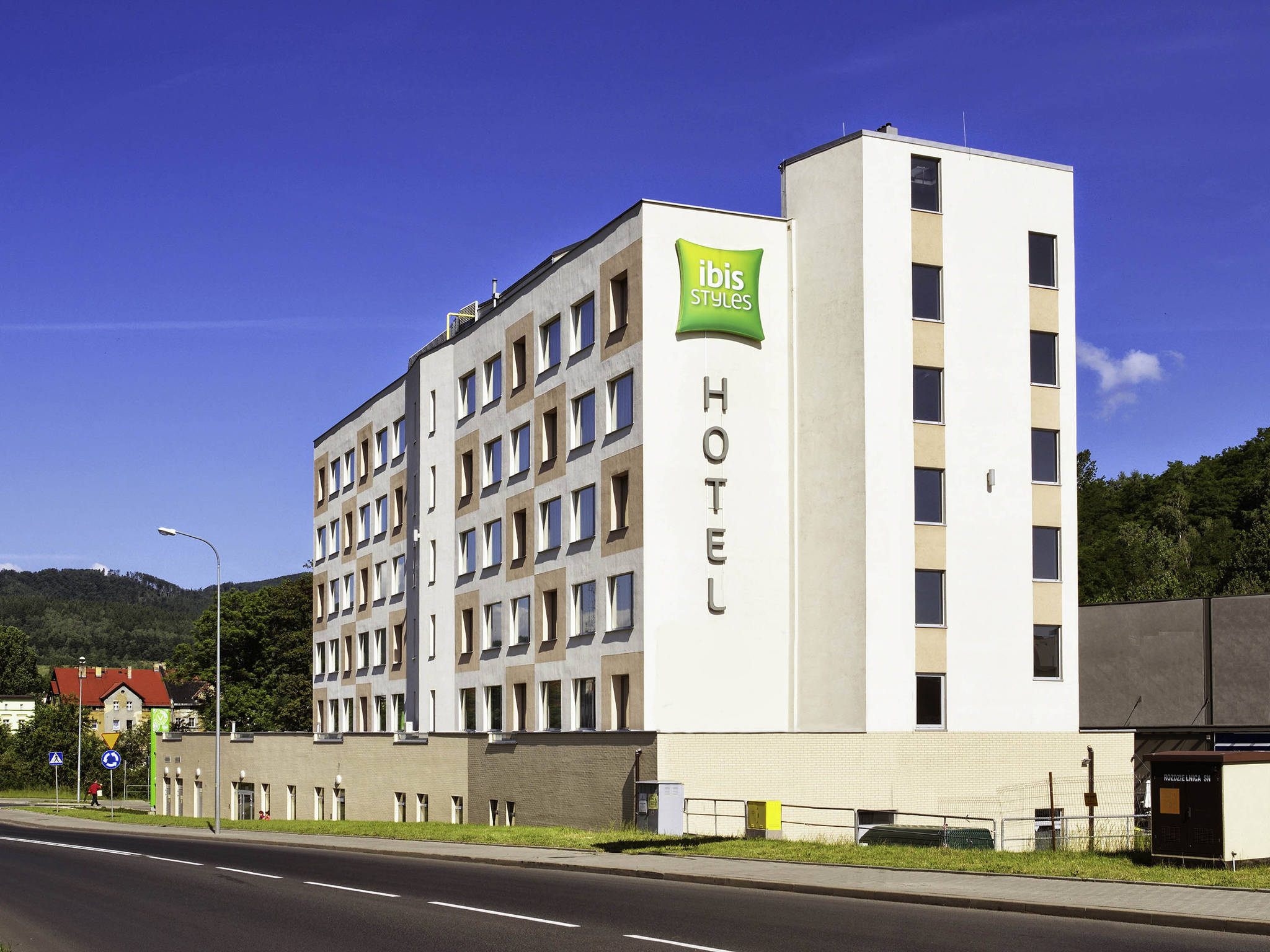 Hotell – ibis Styles Walbrzych
