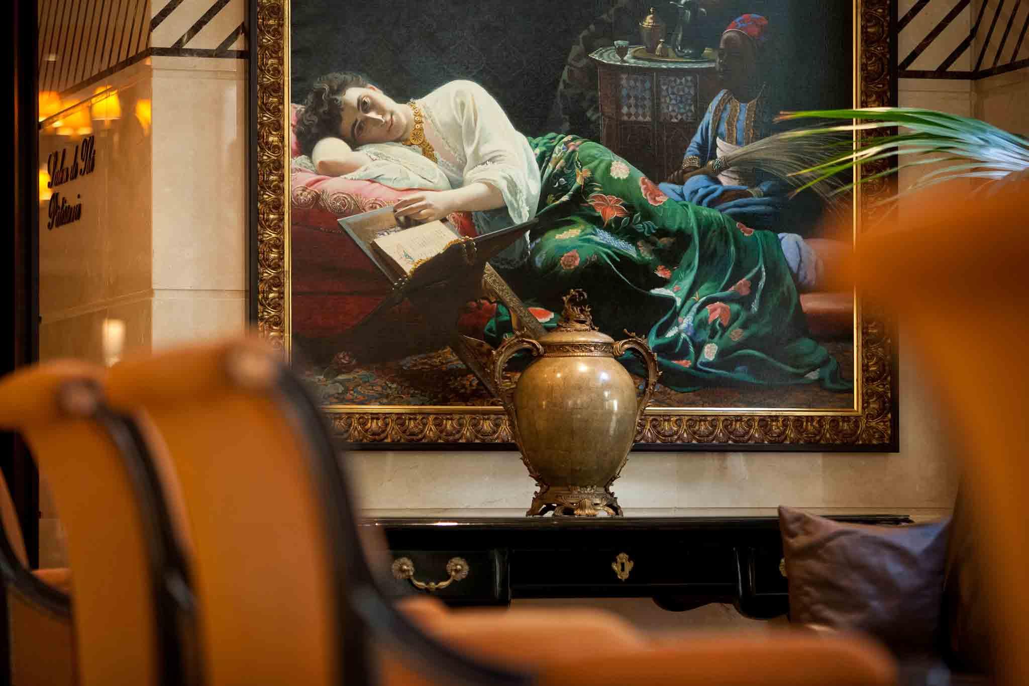 Отель — Royal Hotel Oran - MGallery by Sofitel