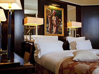 Rooms - Royal Hotel Oran - MGallery Collection