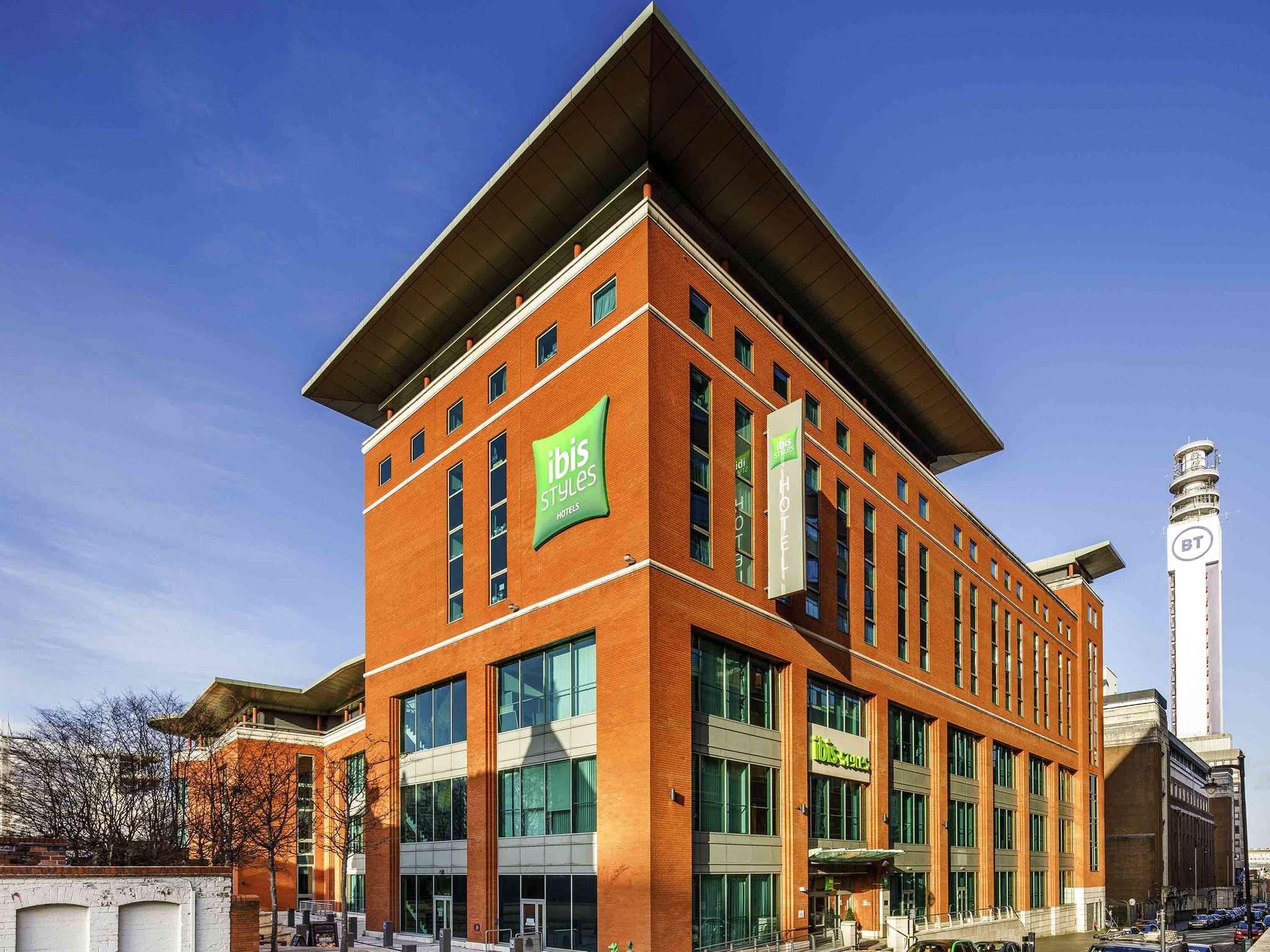 โรงแรม – ibis Styles Birmingham Centre