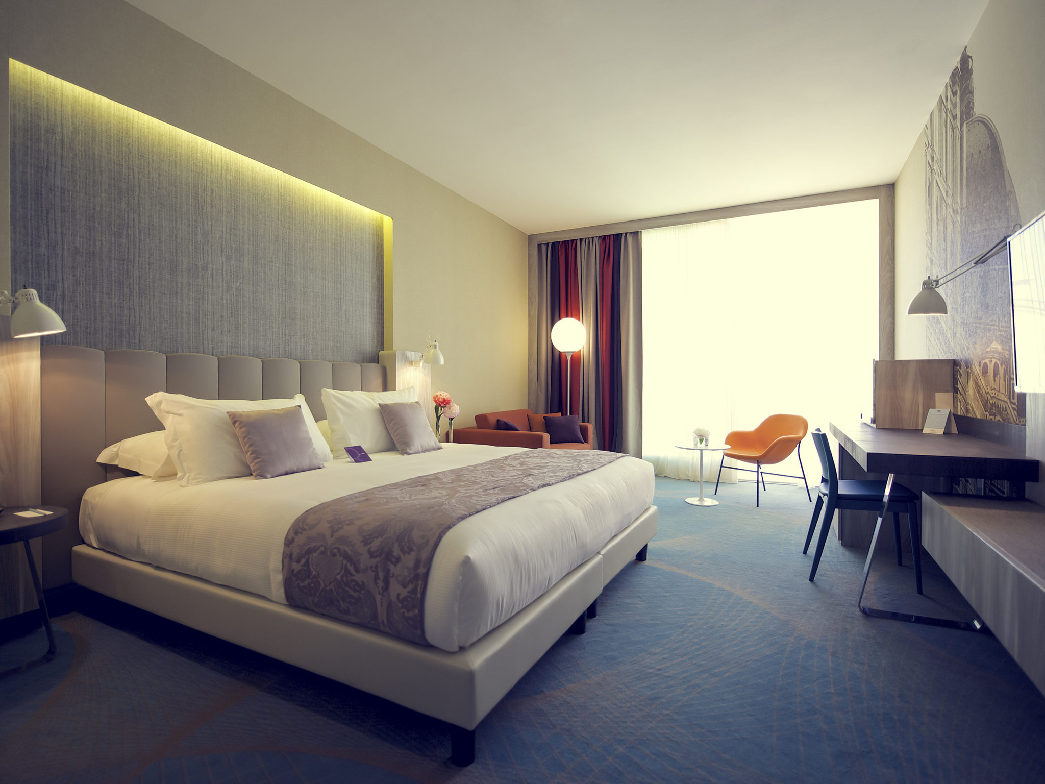Hotel - Mercure Florence Center