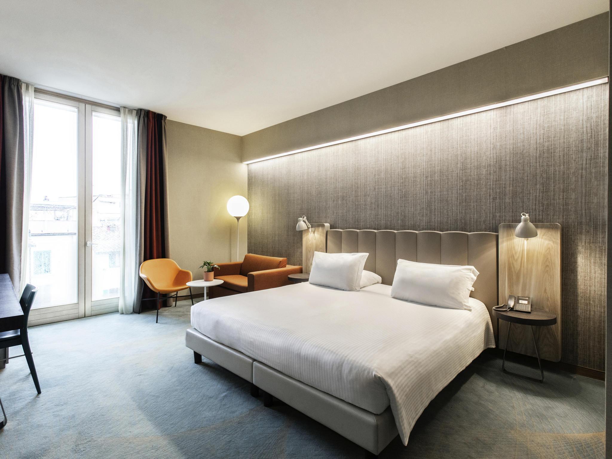โรงแรม – Mercure Firenze Centro