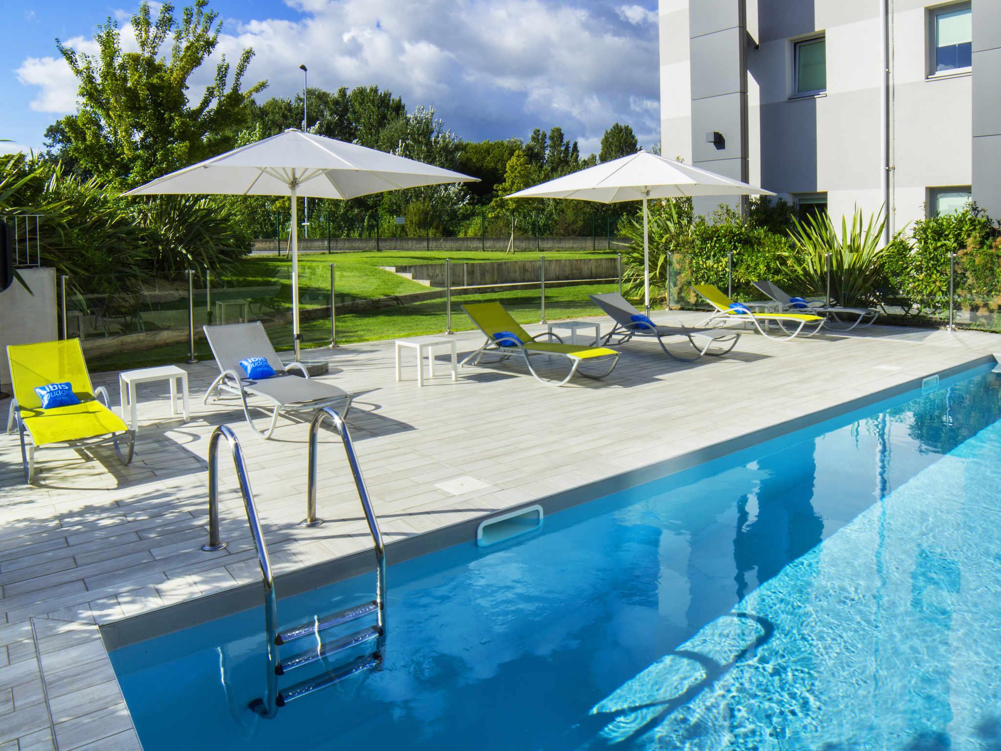 Hotell – ibis budget Valence Sud
